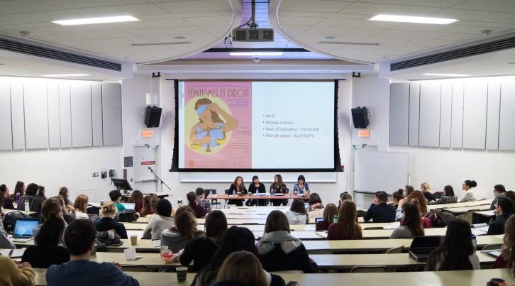 Compte-rendu du colloque Féminismes et droit (Montreal Campus)